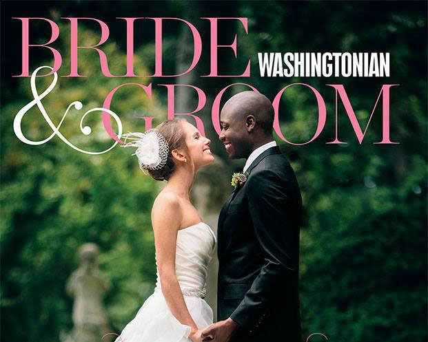 Free Spirit Earns Acclaim in the 2014 Issue of Washingtonian Bride & Groom